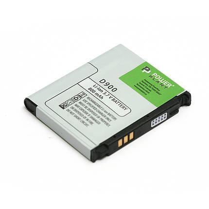 Аккумулятор PowerPlant Samsung D900, D908 (AB503442CE) 800mAh, фото 2