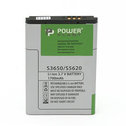Аккумулятор PowerPlant Samsung S3650 (AB463651BEC) 1700mAh, фото 2