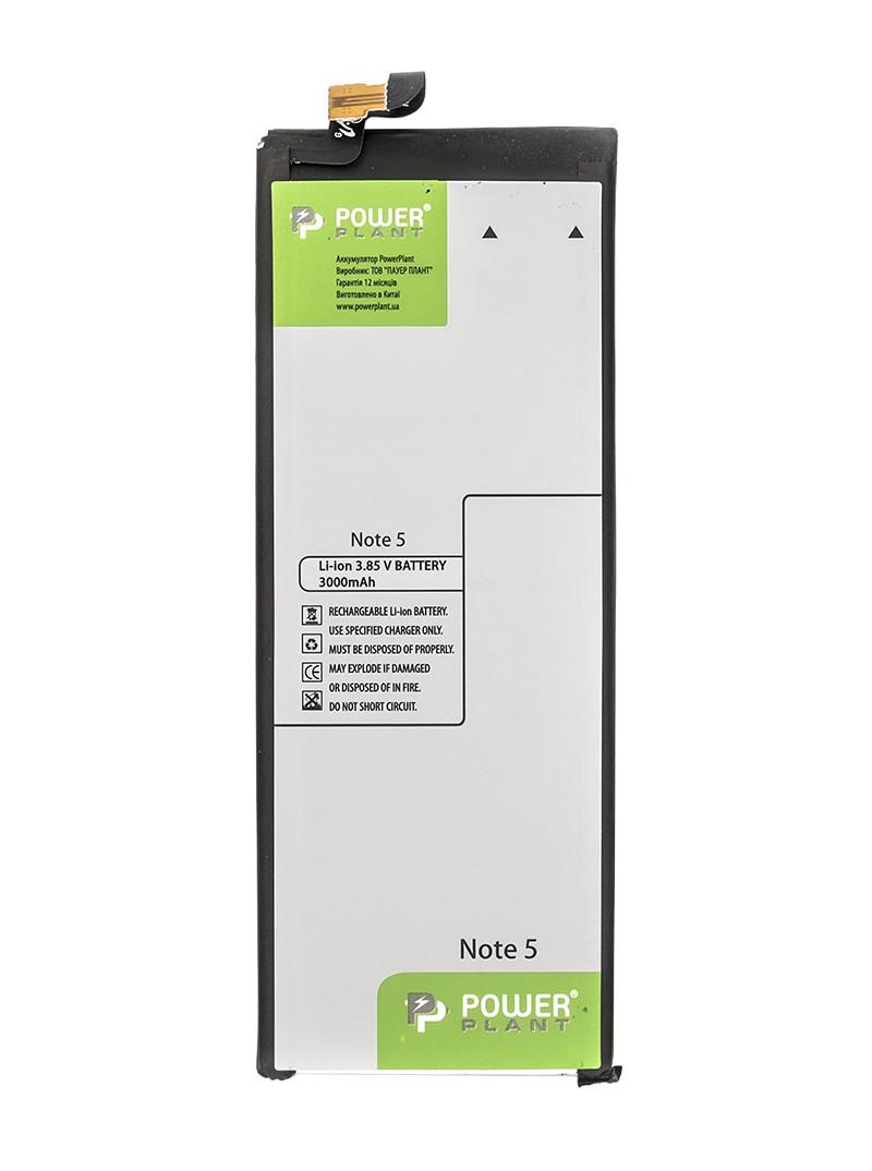 Аккумулятор PowerPlant Samsung Note 5 (EB-BN920ABE) 3000mAh