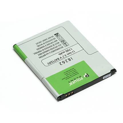 Аккумулятор PowerPlant Samsung i8262D (EB425365LU) 1700mAh, фото 2