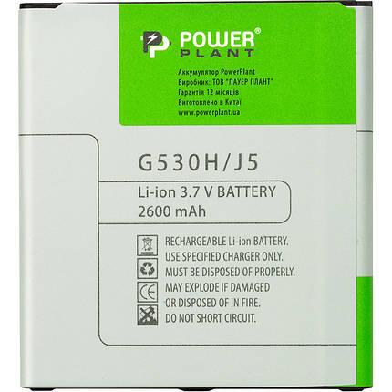 Аккумулятор PowerPlant Samsung Galaxy J2 Prime / J5 (G530H) 2600mAh, фото 2