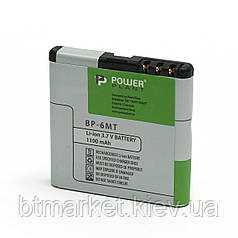 Аккумулятор PowerPlant Nokia 6720, E5 (BP-6MT) 1100mAh