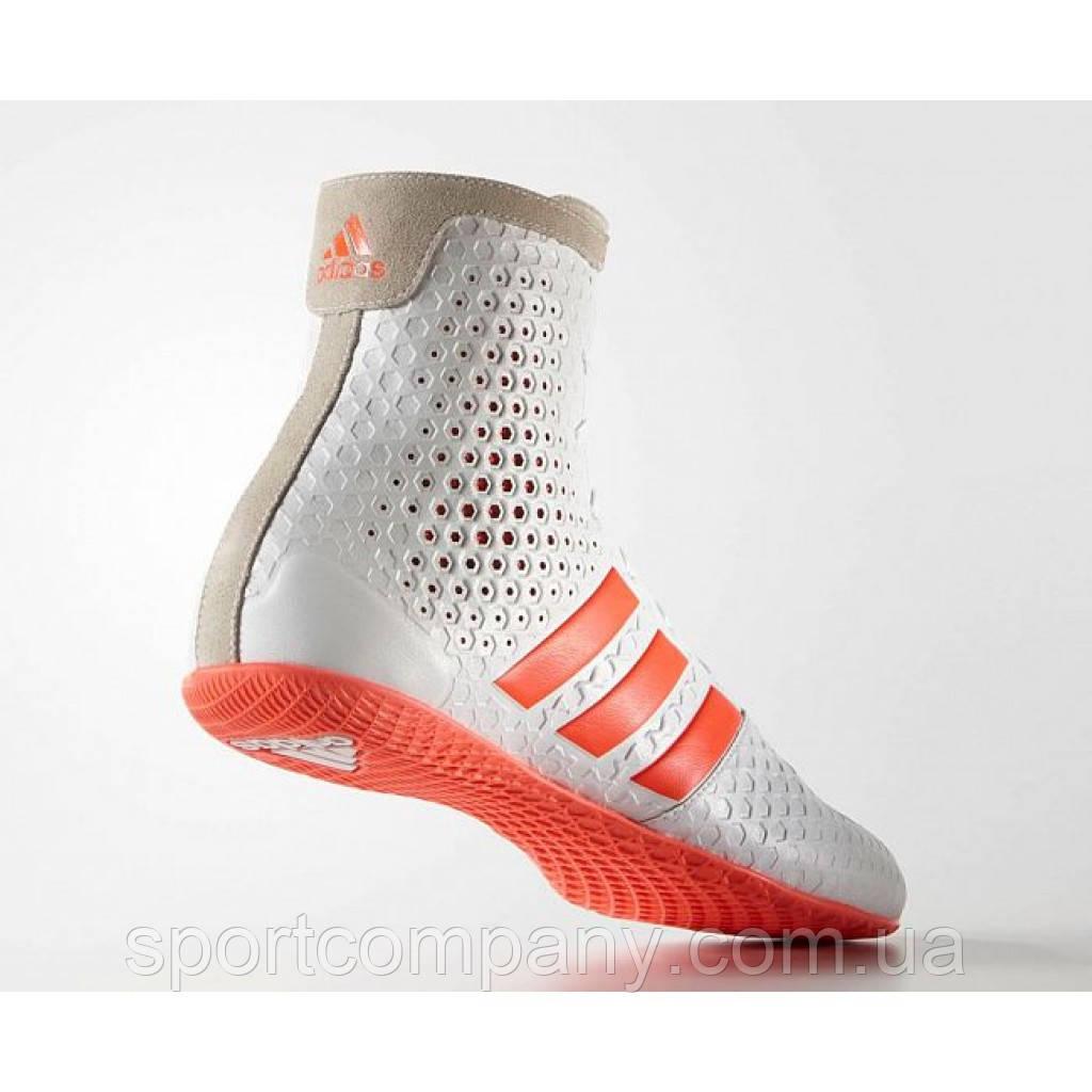 Обувь для бокса Боксерки Adidas KO Legend (красные, AF5533)