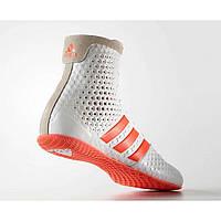 Обувь для бокса Боксерки Adidas KO Legend (красные, AF5533), фото 1