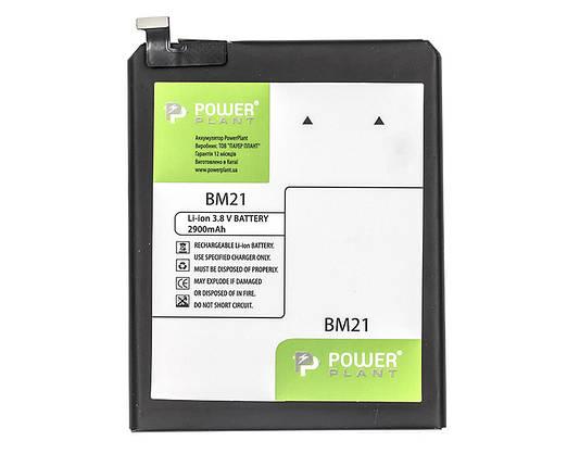 Аккумулятор PowerPlant Xiaomi Mi Note (BM21) 2900mAh, фото 2