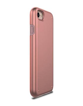 Чехол Patchworks Chroma для iPhone 8 / 7, розовое золото, фото 2