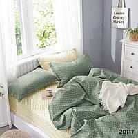 Комплект постельного белья семейный Вилюта ранфорс 20117