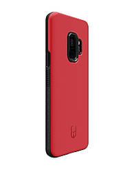 Чохол Patchworks LEVEL ITG для Samsung Galaxy S9, червоний