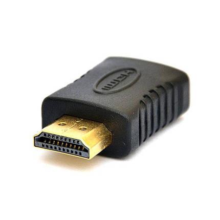Переходник PowerPlant HDMI AF - HDMI AM, фото 2