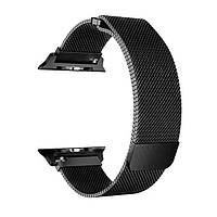 Ремінь для Apple Watch Milanese Loop 42mm Black