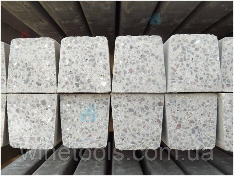 Стовпи бетонні переднапружені