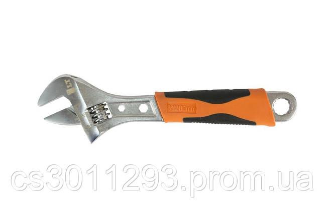 Ключ разводной LT - 300 мм (0-35 мм) PROF, фото 2