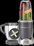 Кухонный комбайн NutriBullet 600 Вт - мощный стационарный блендер, соковыжималка, измельчитель НутриБуллет