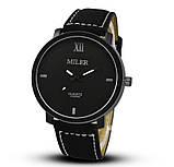 Женские наручные часы Miler черные, фото 4