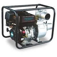 Мотопомпа Aquatica AQ20CX 772531 портативная, для перекачки воды, полива полей, откачки воды