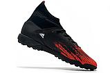 Сороконожки Adidas Predator Tango 20.3 TF balck/red, фото 2