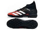 Сороконожки Adidas Predator Tango 20.3 TF balck/red, фото 5