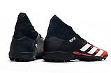 Сороконожки Adidas Predator Tango 20.3 TF balck/red, фото 4
