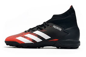 Сороконожки Adidas Predator Tango 20.3 TF balck/red
