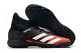 Сороконожки Adidas Predator Tango 20.3 TF balck/red, фото 3