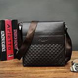 Мужская сумка планшет Поло, фото 3