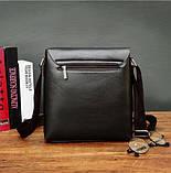 Мужская сумка планшет Поло, фото 8