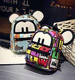 Детские маленькие рюкзаки с ушками, фото 2