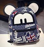 Детские маленькие рюкзаки с ушками, фото 4