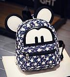 Детские маленькие рюкзаки с ушками, фото 5