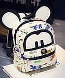 Детские маленькие рюкзаки с ушками, фото 7
