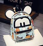 Детские маленькие рюкзаки с ушками, фото 9