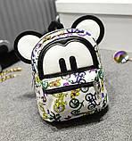 Детские маленькие рюкзаки с ушками, фото 10