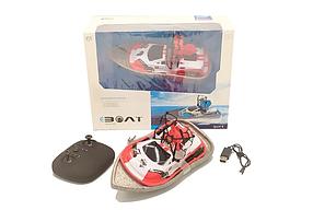 Детская игрушка Катер-дрон-машинка BOLT CH405 3в1 на пульте управления