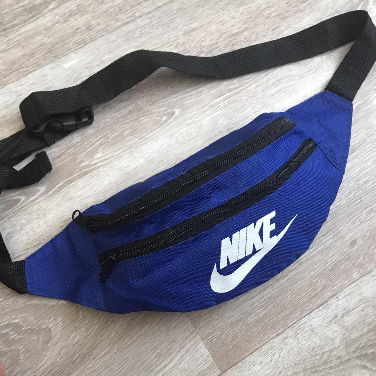 Спортивная поясная сумка Nike