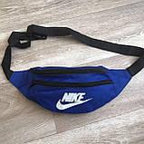 Спортивная поясная сумка Nike, фото 4