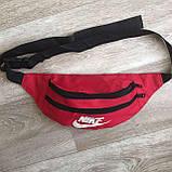 Спортивная поясная сумка Nike, фото 5