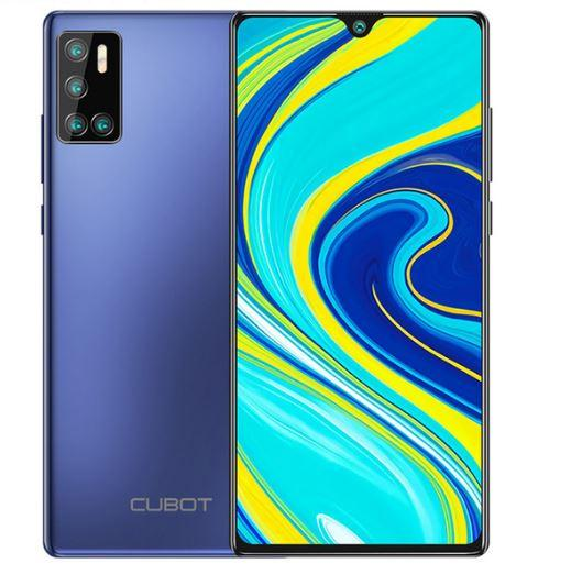 Смартфон Cubot P40 4/128 NFC Blue