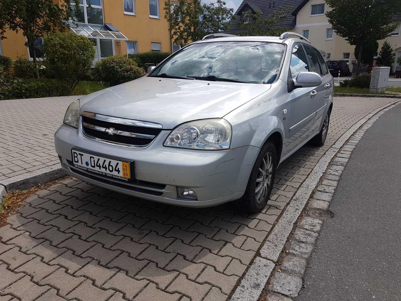 Chevrolet Lacetti Лачетти CDX 1,8 2005г.в. Универсал из Германии