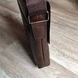 Чоловіча сумка планшет Jeep, фото 3