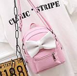 Рюкзак детский с бантиком, фото 9