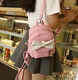 Рюкзак детский с бантиком, фото 10