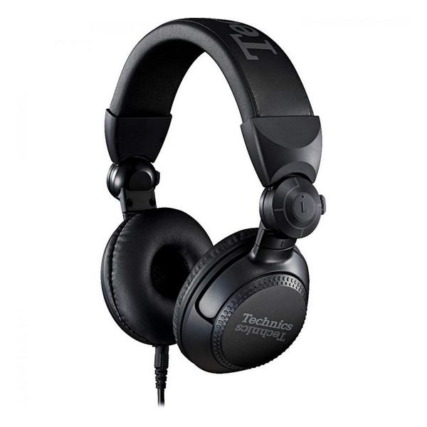 Навушники накладні провідні без мікрофона Panasonic EAH-DJ1200E-K Black