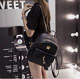 Женский городской рюкзак эко кожа, фото 2