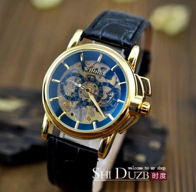 Чоловічий механічний годинник Winner