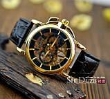 Чоловічий механічний годинник Winner, фото 7