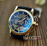 Чоловічий механічний годинник Winner, фото 8