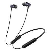 Навушники вакуумні безпровідні з мікрофоном 1More Piston Fit BT (E1028BT) Black, фото 1