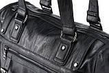 Якісна міська чоловіча сумка, фото 4