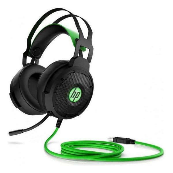 Накладні навушники дротові з мікрофоном HP Pavilion Gaming 600 Headset (4BX33AA)