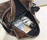 Стильный женский рюкзак сумка 2 в 1, фото 9